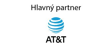 Hlavný partner – AT&T