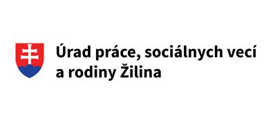 Úrad práce, sociálnych vecí a rodiny Žilina